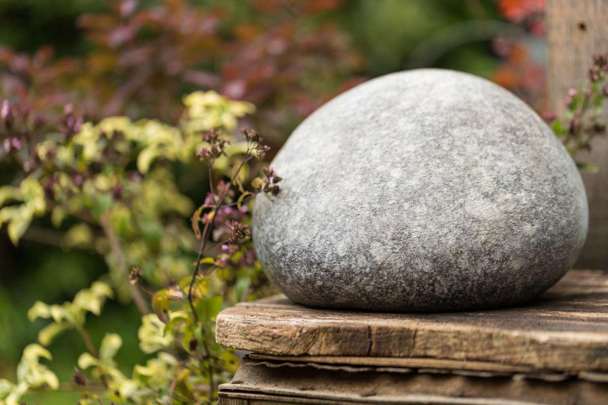 Bronze Garden Urn