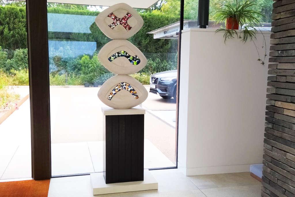 Family Memorial Sculpture